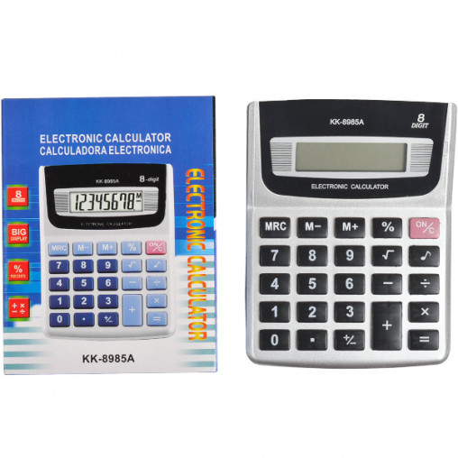 Калькулятор KK8985A 12х10х2 см
