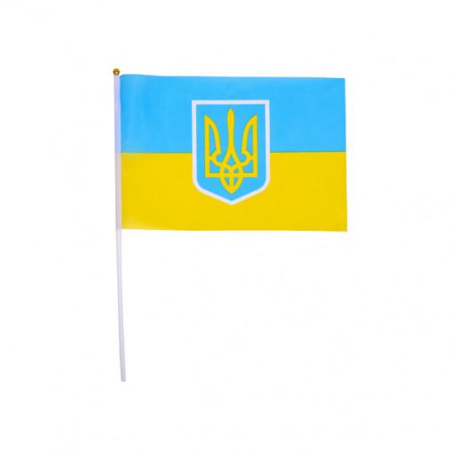 """Флаг """"Украина"""" 20*28 2-34"""