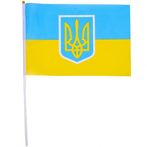 """Флаг """"Украина"""" 30*45"""