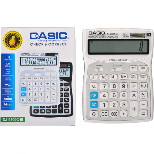 Калькулятор CT9300  20х15х4 см