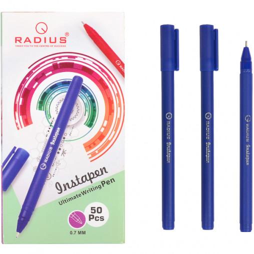 """Ручка """"Instapen"""" RADIUS 50 штук, синяя 779429"""