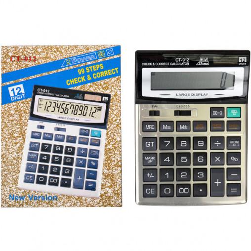Калькулятор CT912 21х15х3,5 см