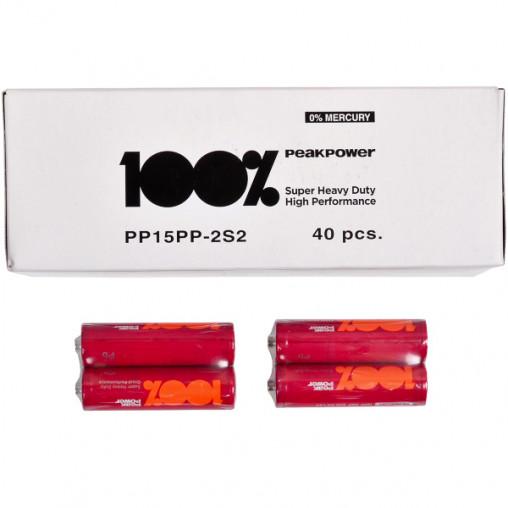 Батарейка GP PP 15PPE-S2 солевая R6, AA GP-156373/156267