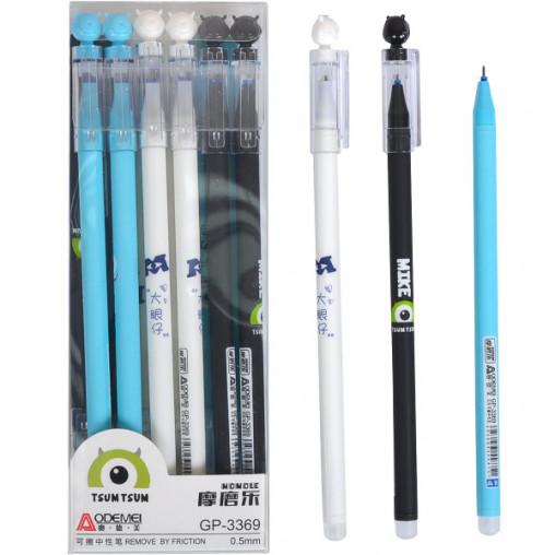 """Ручка """"пишет-стирает"""" 3369 синяя"""