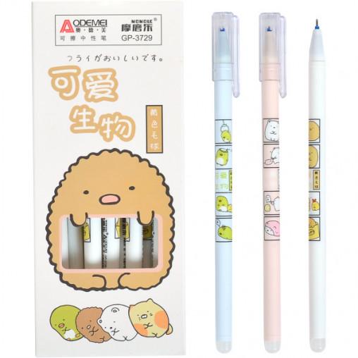 """Ручка """"пишет-стирает"""" 3729 синяя"""