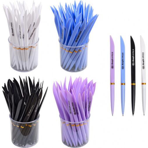 """Ручка шариковая """"Перо"""" M-111 синяя"""