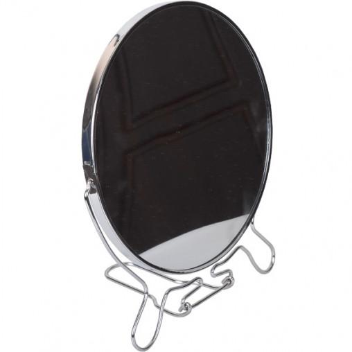 "Зеркало на металлической подставке Х1-121 ""Круг"" D20 см"