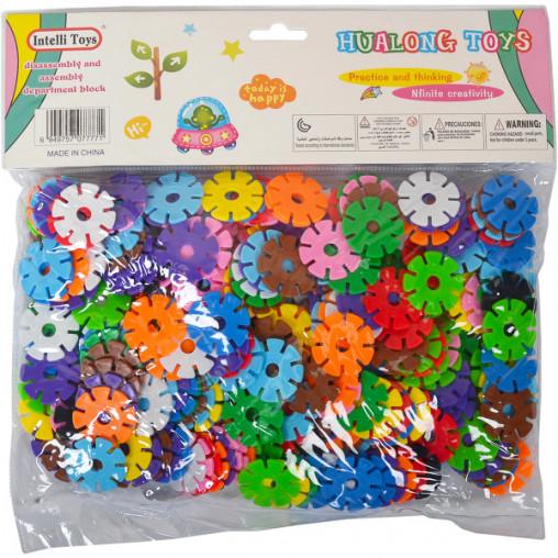 """Конструктор Puzzle blocks """"Ромашка"""" HL6044"""