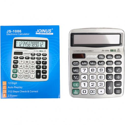 Калькулятор JS1086 19х15,5х3,5 см