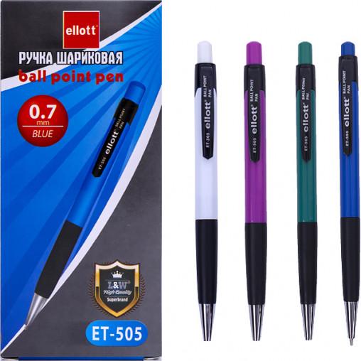 Ручка ET505 ELLOT Original синяя