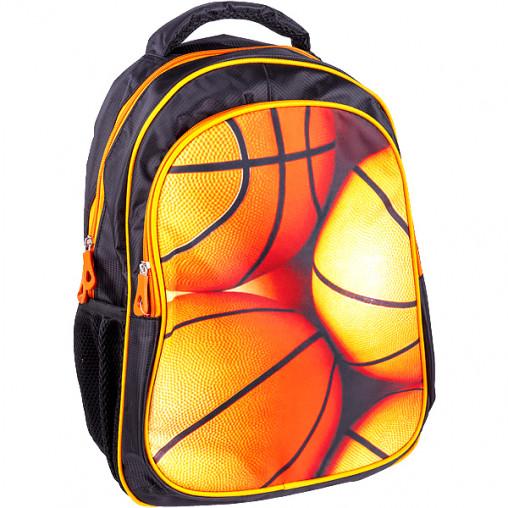 """Рюкзак California M """"Баскетбольные мячи""""  42*29*13см 980653"""