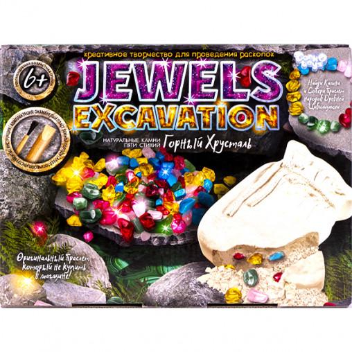 """Набор для раскопок """"Jewels excavation"""" рус.JEX-01-10 ДТ-ОО-09113"""