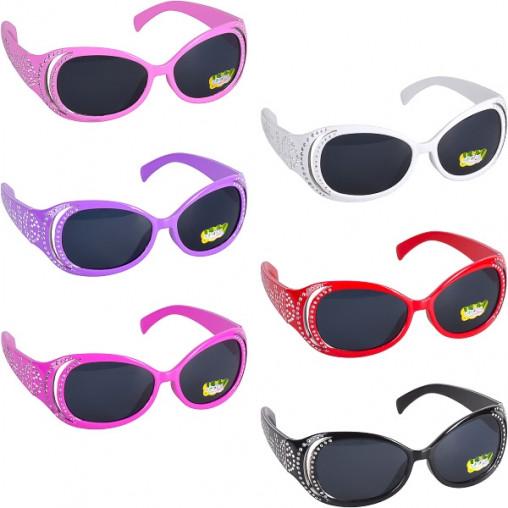 Очки детские солнцезащитные 936