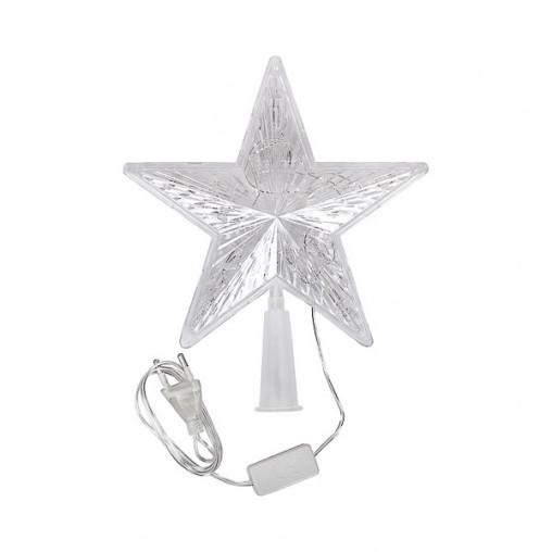 """Верхушка электрическая """"Звезда малая"""" LED 13-71"""
