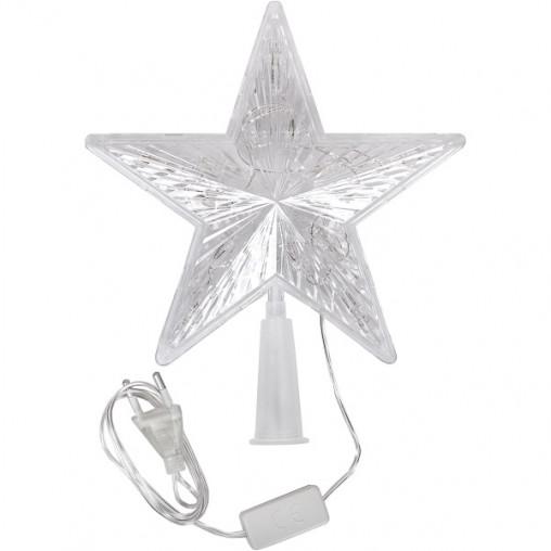 """Верхушка электрическая """"Звезда большая"""" LED 13-72"""