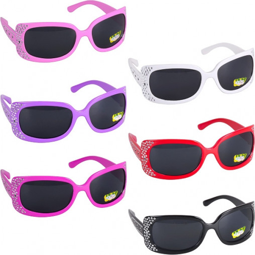 Очки детские солнцезащитные 962
