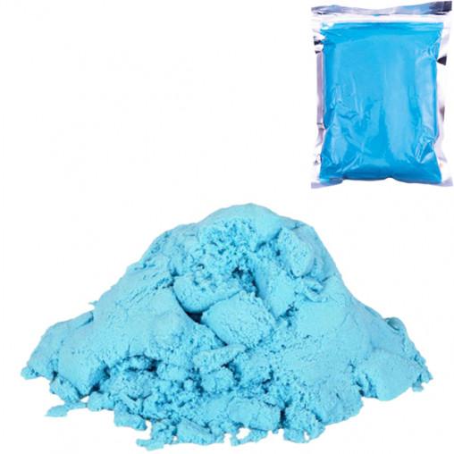 Кинетический песок 2-01 голубой 500г