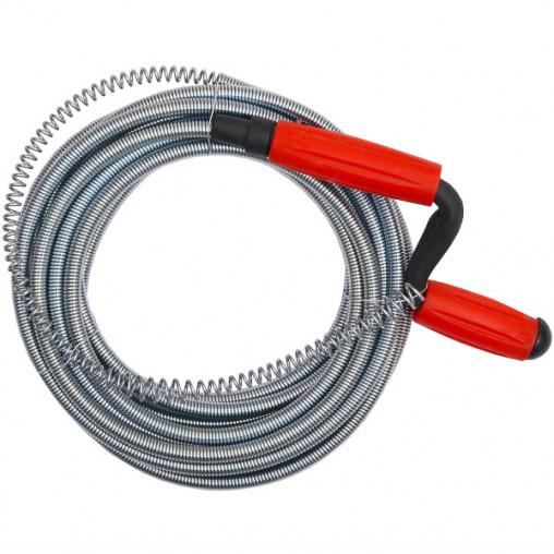 Трос для чистки труб D10х10м Х4-66
