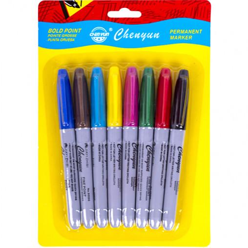 Набор маркеров 8 цветов 95000-8