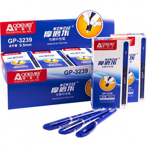 """Ручка """"пишет-стирает"""" 3239D синяя"""
