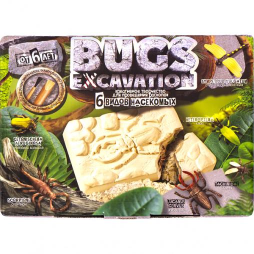 """Набор для раскопок """"Bugs excavation"""" BEX-01-03 ДТ-ОО-09-99"""