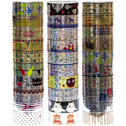 Скотч декоративный 1,5х3м №69 Голограмма