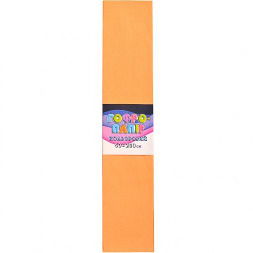 Бумага гофрированная СР-75-704 17г / м2 75%, 50 * 200см, 10шт. / Уп. Телесный КП032/17