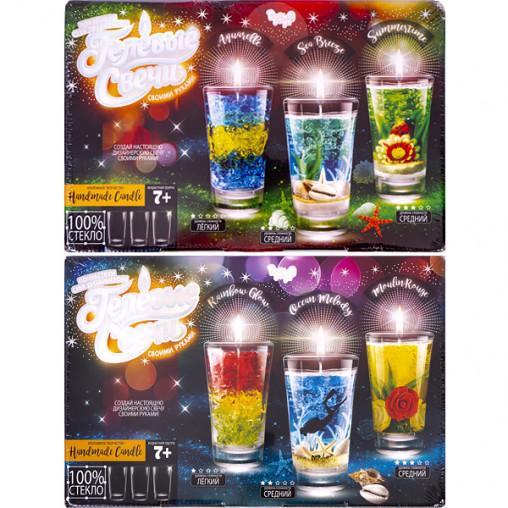Набор гелевых свечей GS-02-01-02 ДТ-ОО-09-26