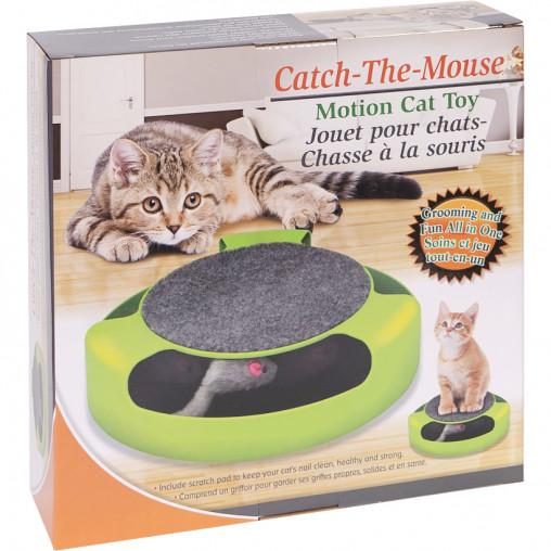 Игрушка для котов с точилкой для когтей Catch The Mouse TV-24