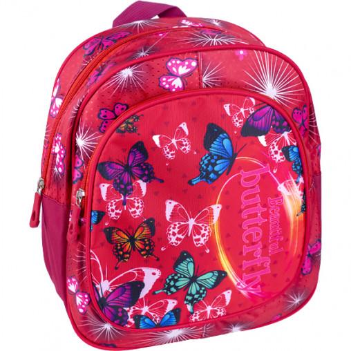 """Рюкзак детский """"Замечательные бабочки"""" 29*25*10см 974861"""