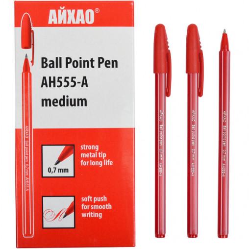 Ручка AH-555 АЙХАО Original красная