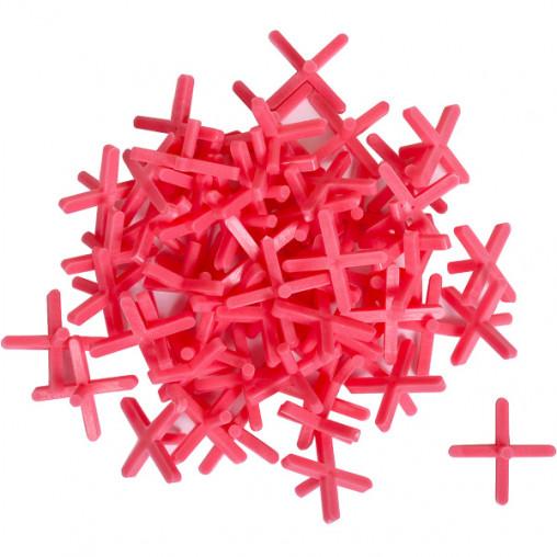 Крестики для укладки плитки 3 мм