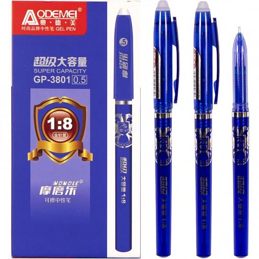 """Ручка """"пишет-стирает"""" 3801 синяя"""