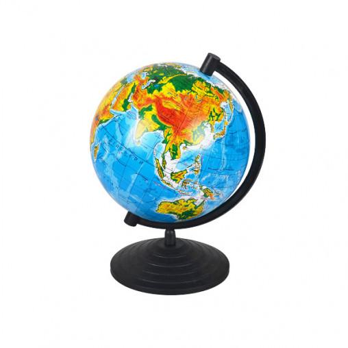 Глобус D160 мм украинский, географический