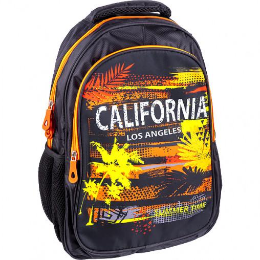 """Рюкзак California M """"Пальмы Калифорнии""""  42*29*13см 980649"""