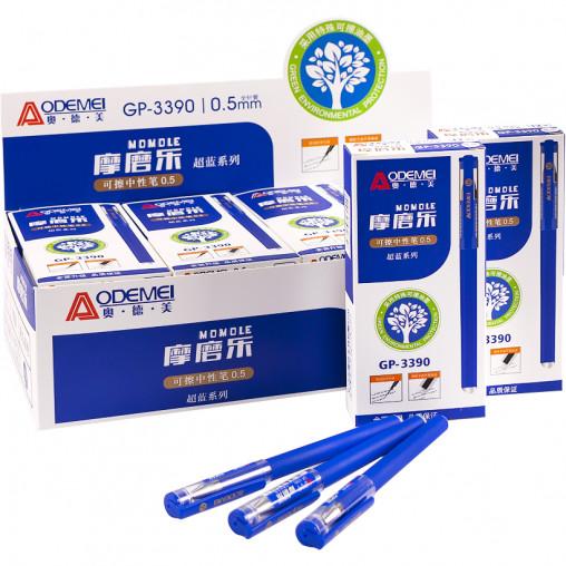 """Ручка """"пишет-стирает"""" 3390D синяя"""
