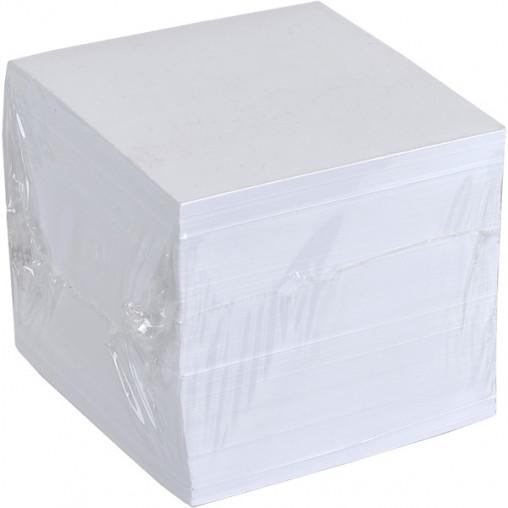 """Блок 900 листов 90*90мм белый офсет """"Коленкор"""" BSM9/900"""