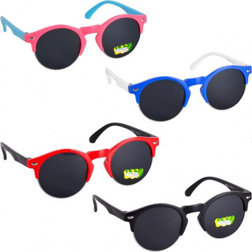 Очки детские солнцезащитные 8486