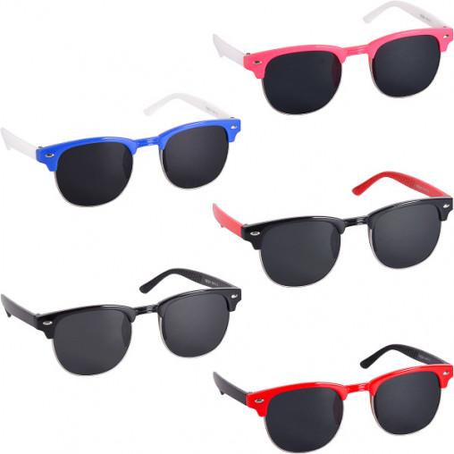 Очки детские солнцезащитные 8480