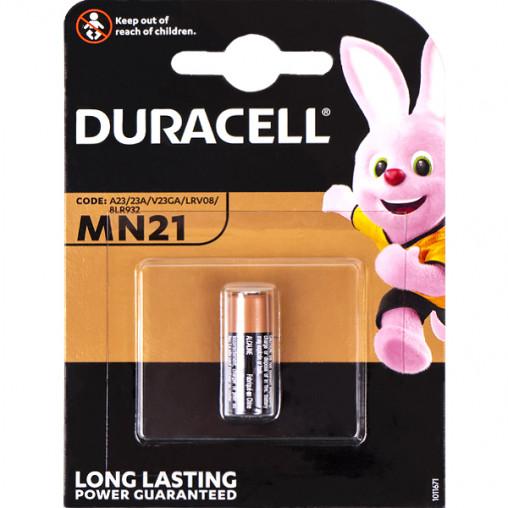 """Батарейка Duracell """"мини бочонок"""" MN21"""