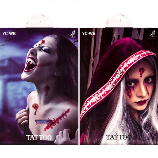 "Татуировки ""Тattoo"" YC-WB"