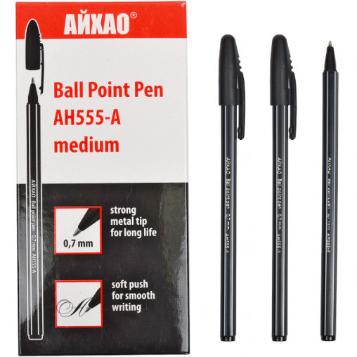 Ручка AH-555 АЙХАО Original черная