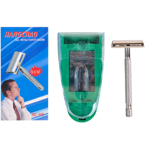Станок для бритья 958, Т-образный 9,5см