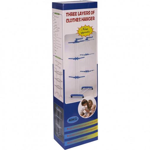 Складная сушилка для белья 603/TW105