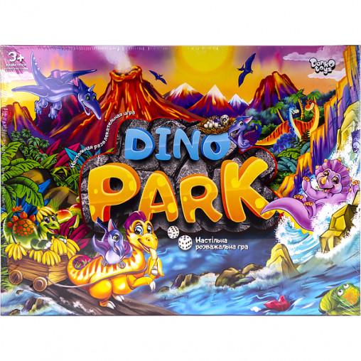 "Настольная игра ""Dino Park"" DTG95 ДТ-ИМ-11-31"
