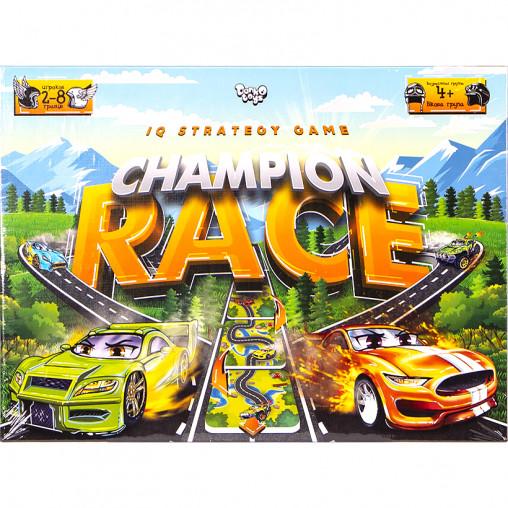 "Настольная игра ""Champion Race"" G-CR-01-01 ДТ-БИ-07-81"