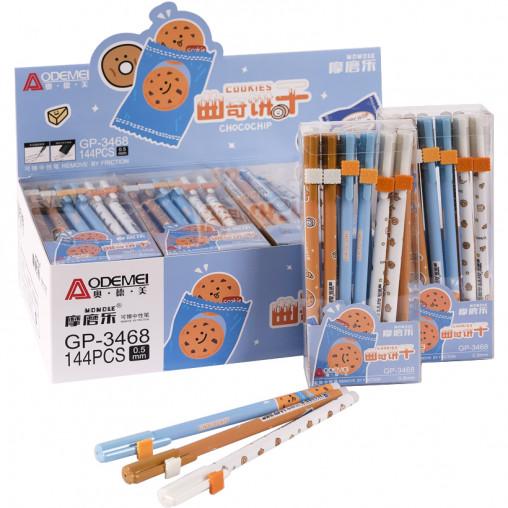 """Ручка """"пишет-стирает"""" 3468D синяя"""