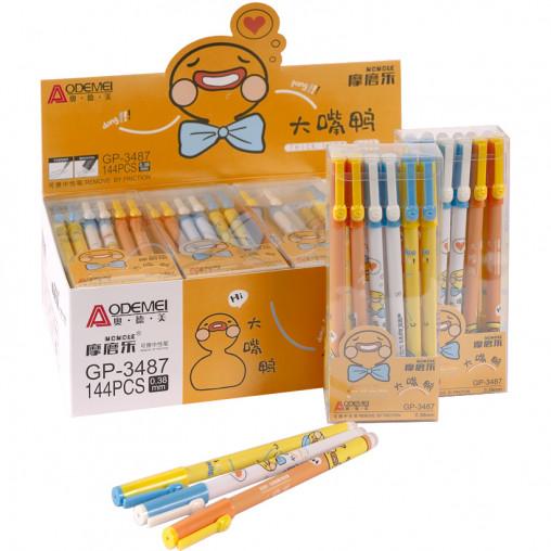 """Ручка """"пишет-стирает"""" 3487D синяя"""