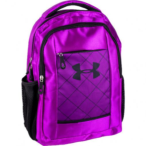 """Рюкзак California S """"Логотип"""" фиолетовый 38*27*10см 980332"""