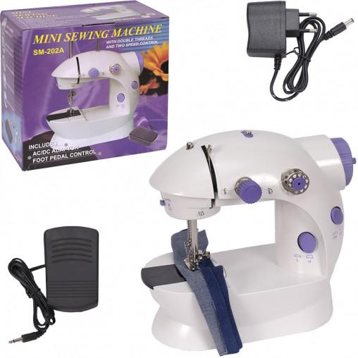 Швейная машинка  МИНИ SM-202A